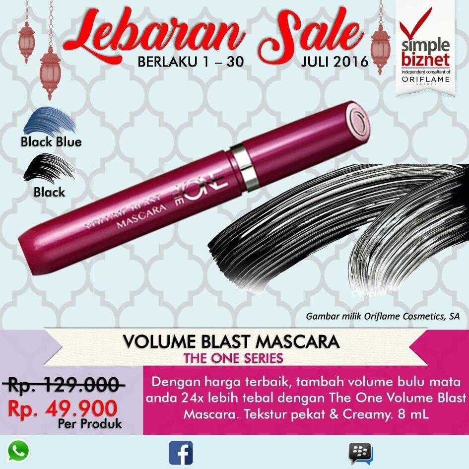 The One Volume Blast Mascara Oriflame Sale July 2016 Pinterest Tenderly Miss Giordani Vivacity Perfumed Body Lotion