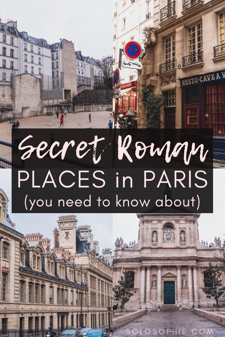 In Search of Roman Paris Ancient Roman sites in Lutetia is part of In Search Of Roman Paris Ancient Roman Sites In Lutetia - History fans will be delighted to know that vestiges of Ancient Lutetia can still be seen today  Here's a guide to exploring Roman Paris; sites and more!