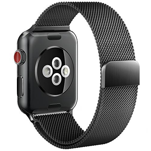For Le Watch Band 38mm Iwatch Milanese Mesh Loop Wish List Pinterest