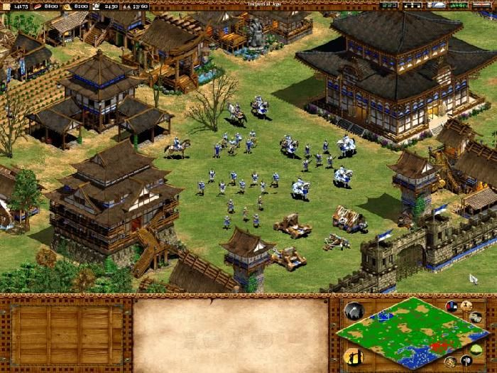 Playing With The Japanese Age Of Empires Ii Age Of Empires Age Of King Medieval Japan