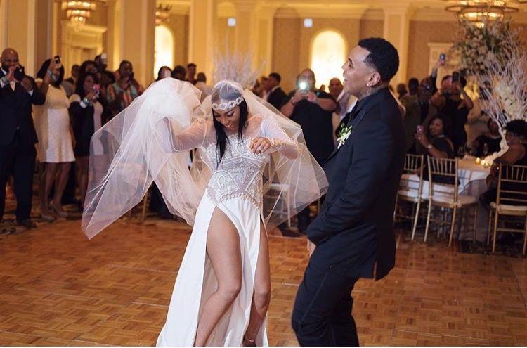 @fam0uskaay | Kevin gates, Dream wedding, Wedding goals