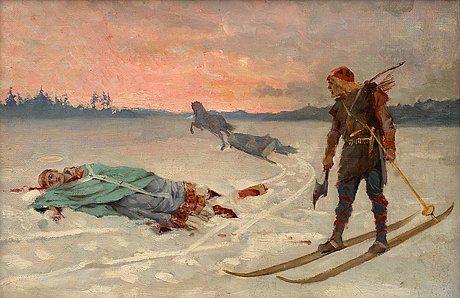Piispa Henrikin kuolema