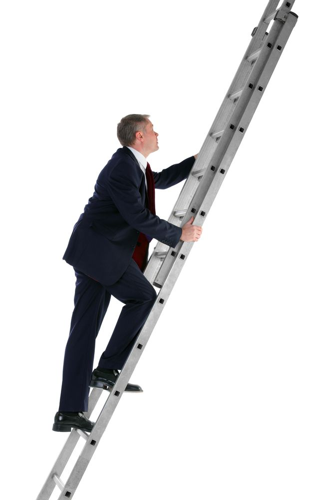 8 tips for moving up the corporate ladder