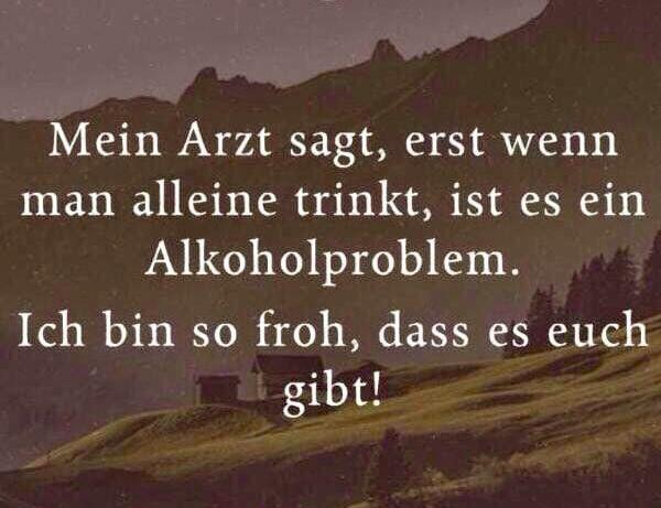 Alkohol lustig witzig Sprüche Bild Bilder | Witzige ...
