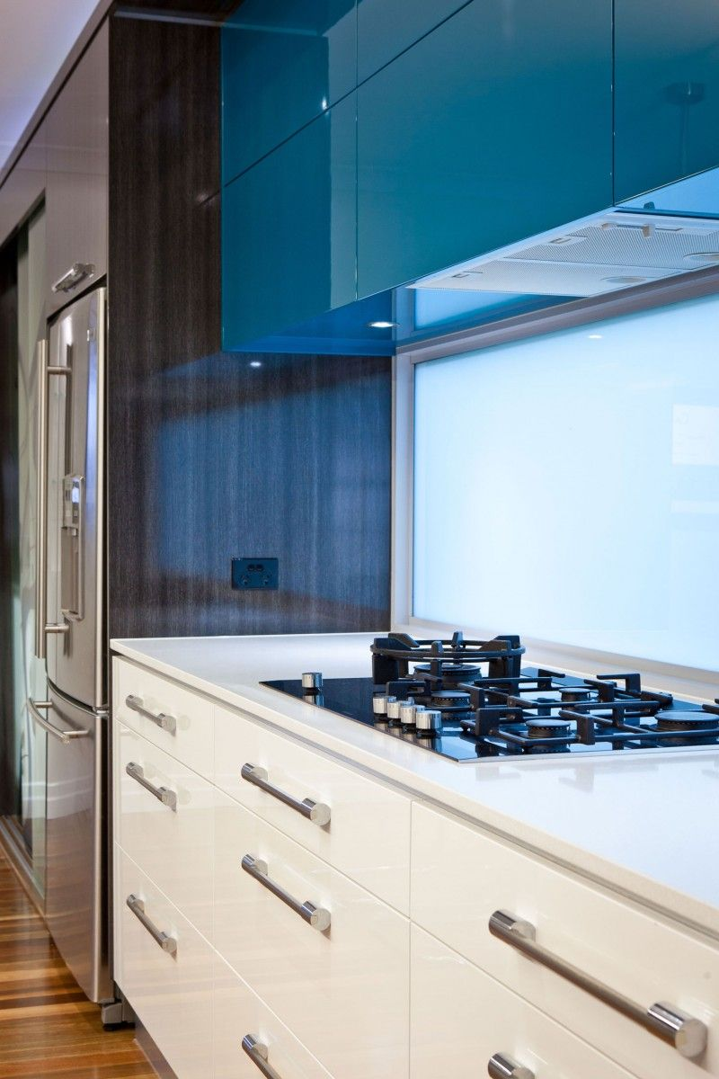 Before after major kitchen remodeling in brisbane by sublime architectural interiors teal dark brown win