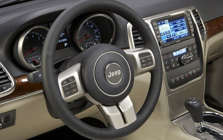 Jeep Grand Cherokee 52L Limited