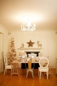 A French Christmas Soiree - Style Me Pretty Living