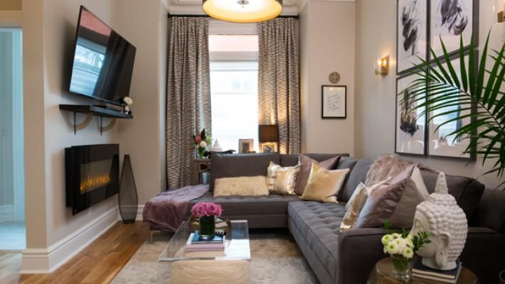 Property Brothers Small Living Room Design Living Room Designs Rooms Home Decor