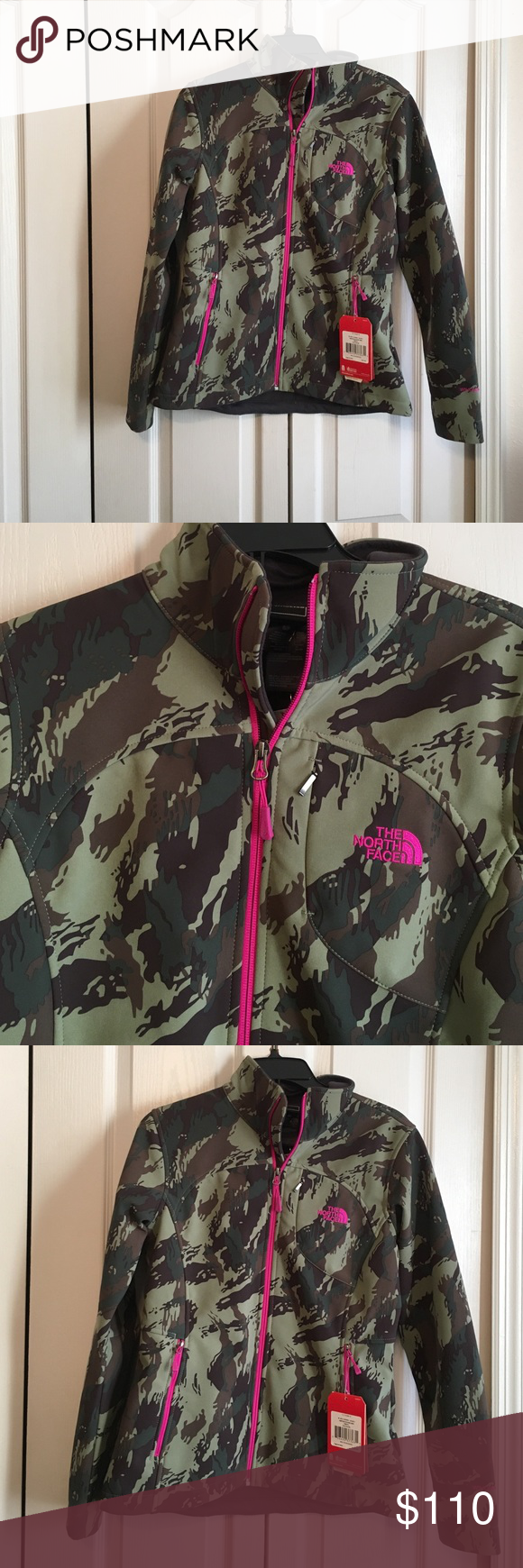 Ladies North Face Jacket Size Small NWT Ladies North Face NWT Size Small The North Face Jackets & Coats