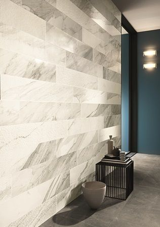 Apuano 8 Quot X 48 Quot White Experience Interior Floor Amp Wall