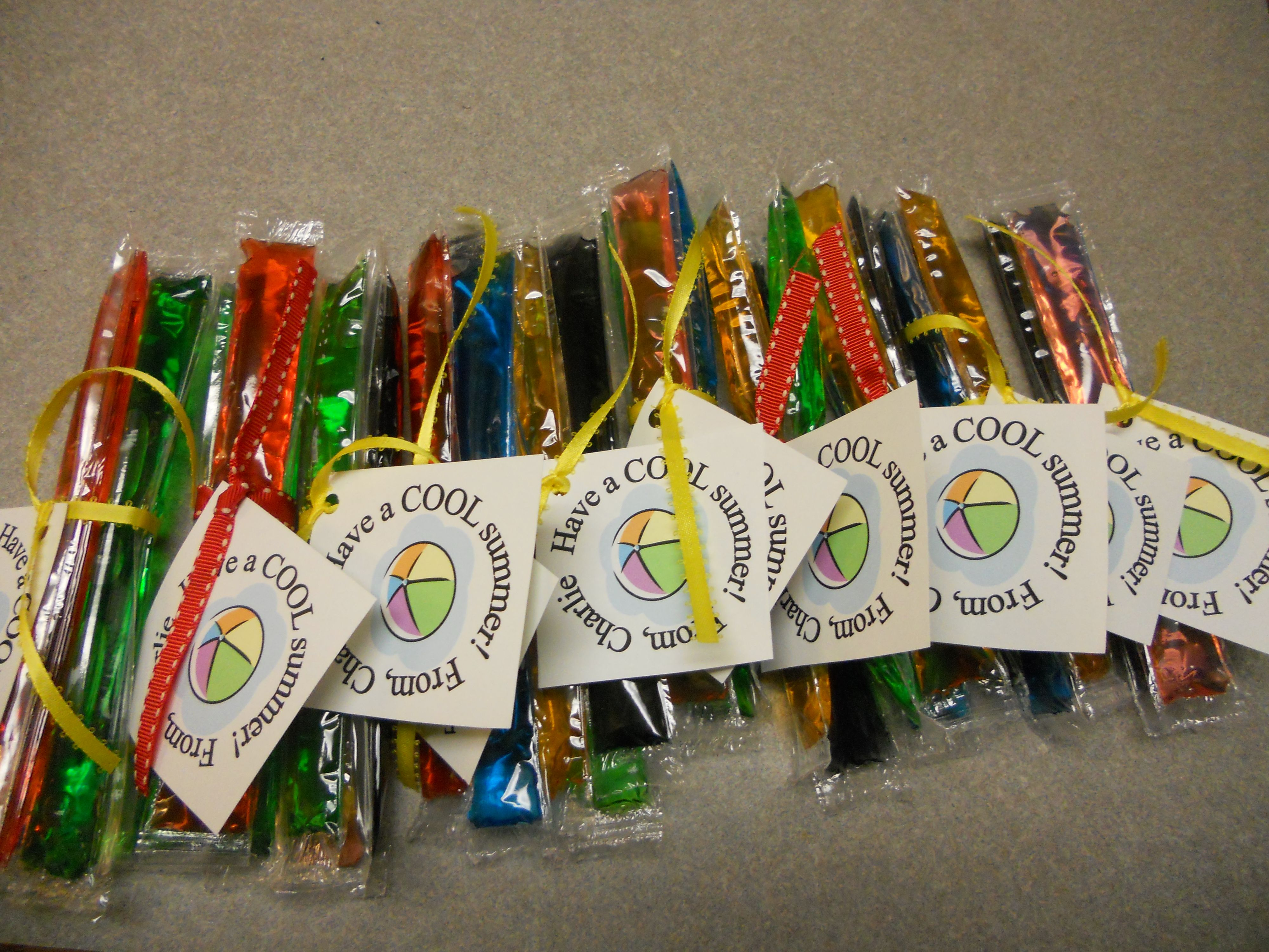 Scout bags for school - End Of Year Gifts For Classmates Doing These With Motts Freezy Pops
