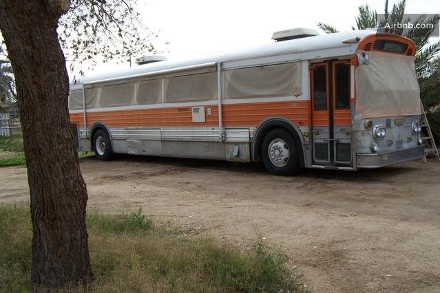 Atypical Road Warrior Stay ….what a fun place to stay
