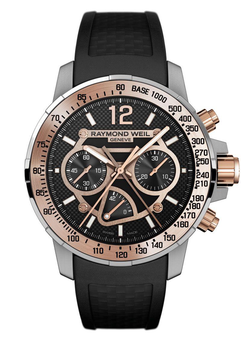 Raymond Weil Raymond Weil Nabucco Cuore Caldo Specs Pictures Price Luxury Watches Luxury Watches For Men Titanium Watches Watches For Men