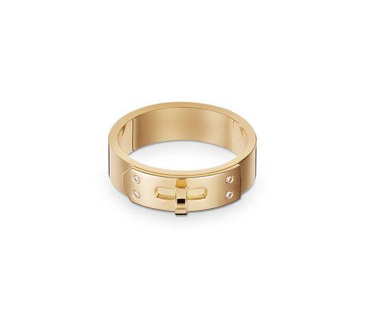 29a1d4e33498 Bijoux En Or Hermès Bagues - Bijoux Et Montres   Hermès, Site Officiel