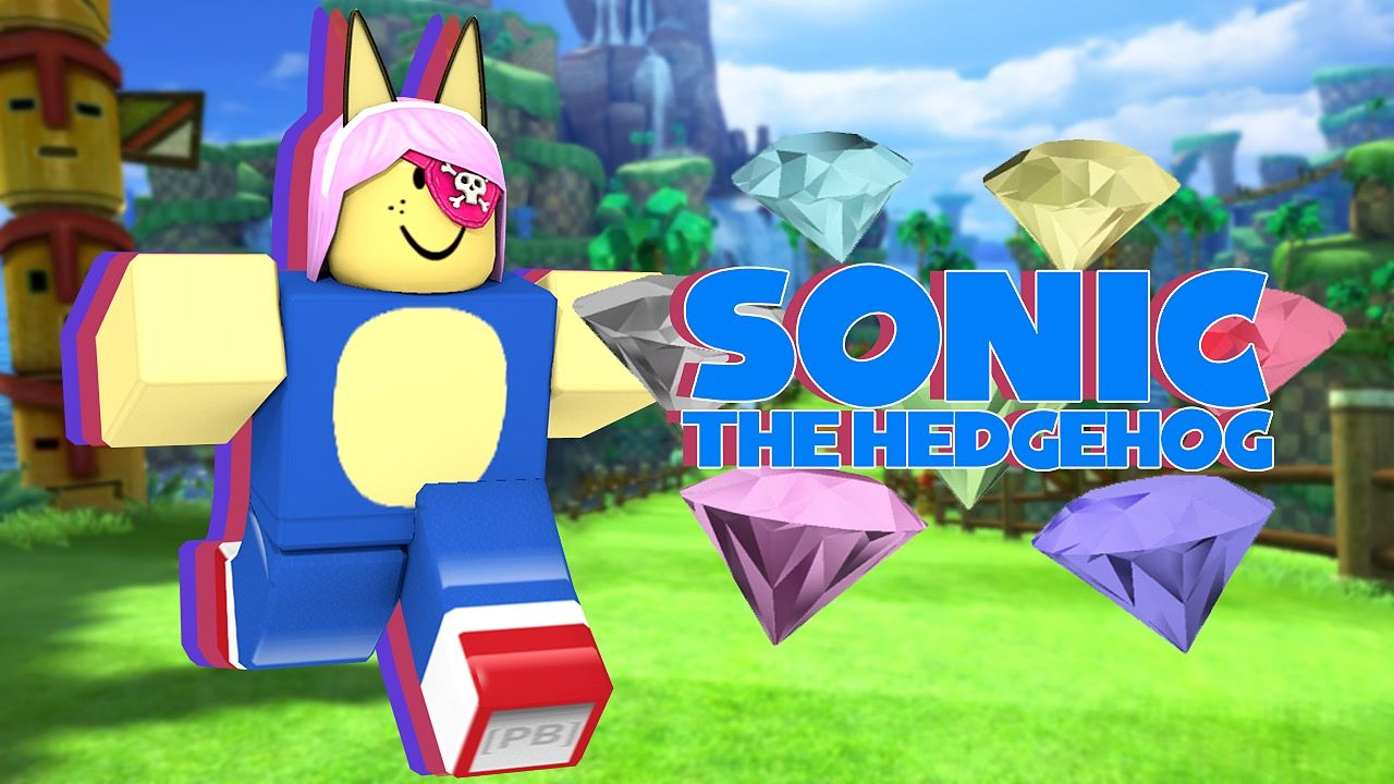 Roblox X Sonic The Hedgehog Roblox Sonic The Hedgehog Sonic