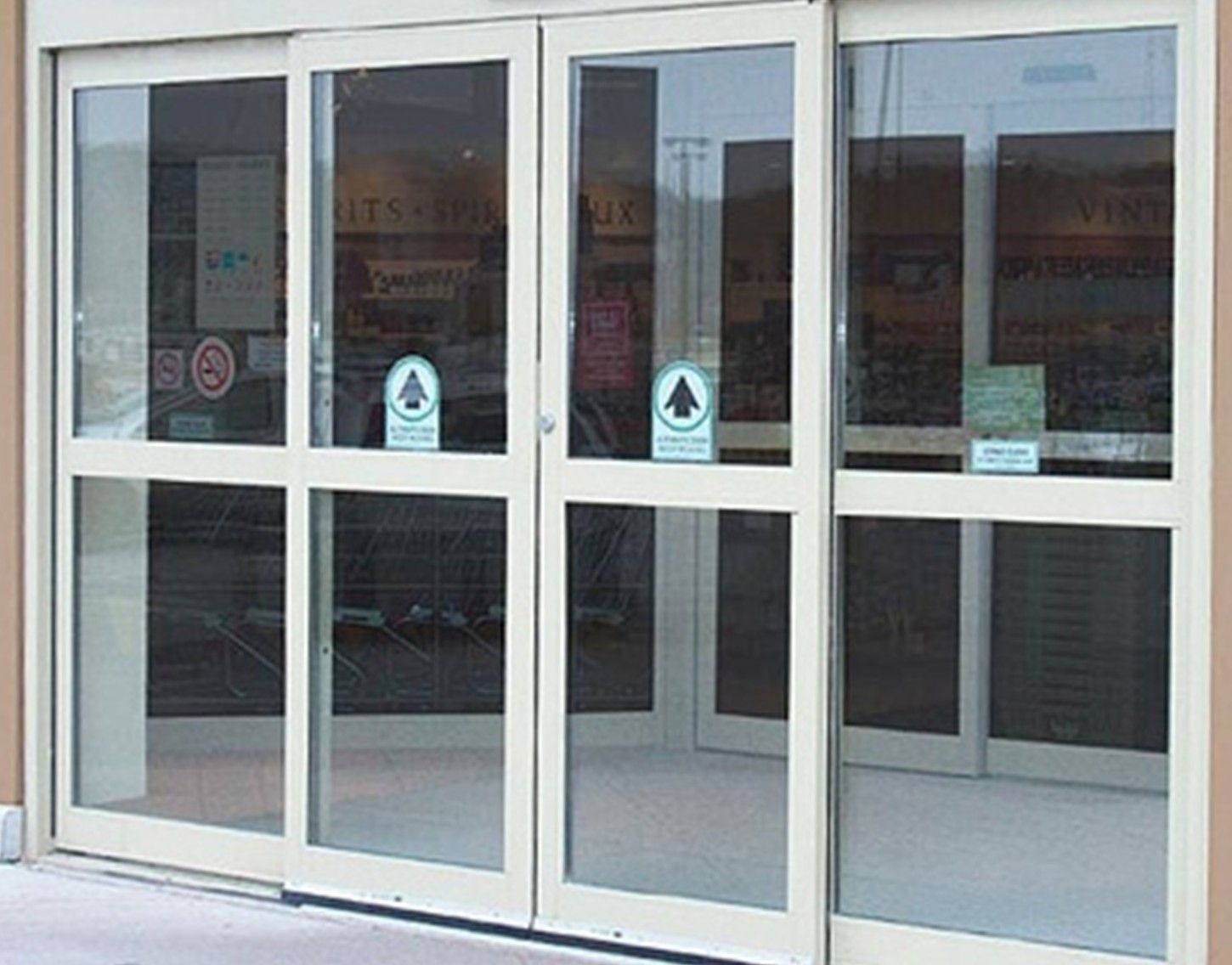 Sliding Door Operators Are Typically Used On The Outside Doors Of Large Retail Businesses Smaller Business Use Automatic That Controlled By A