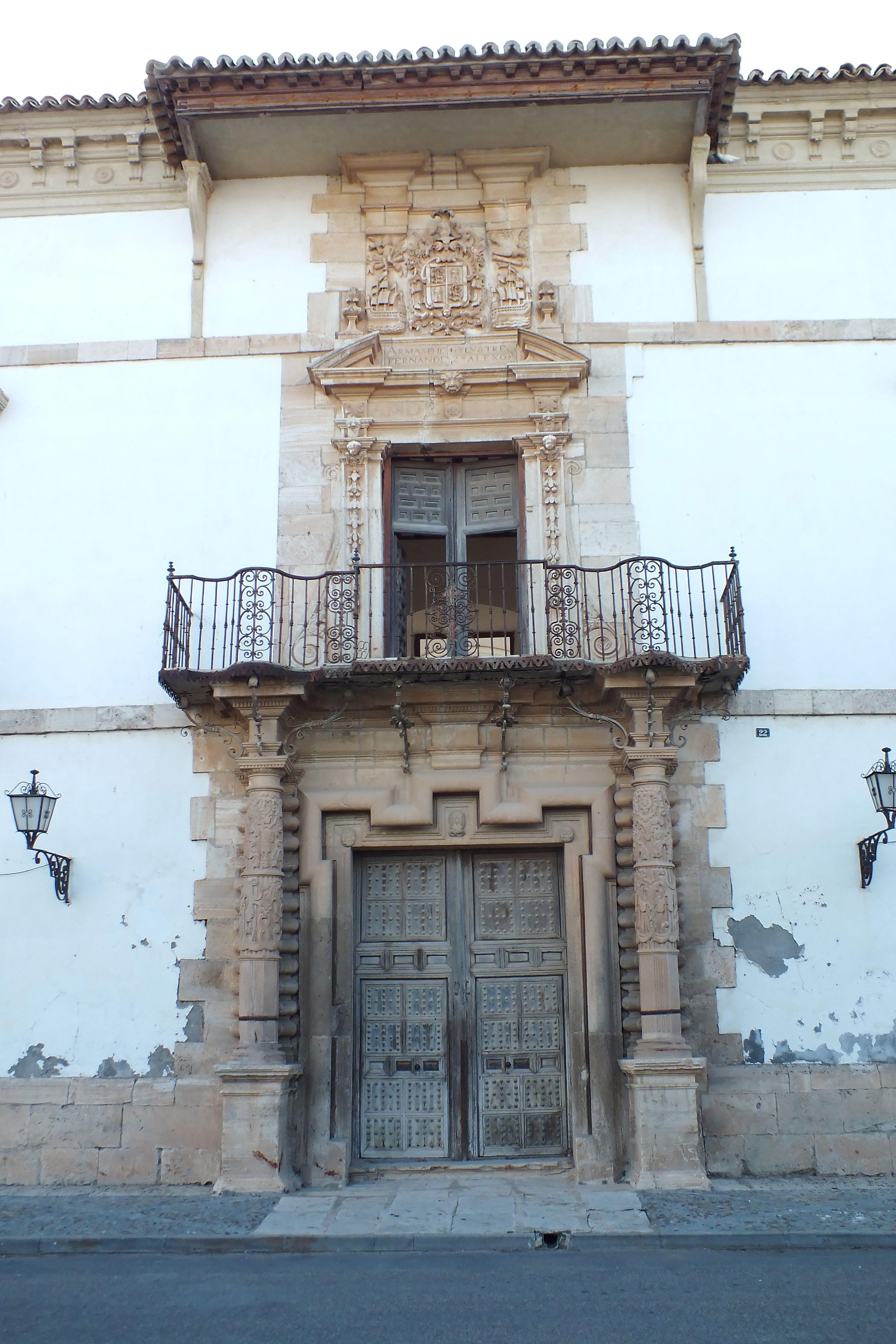 Tembleque, Provincia de Toledo. Spain. [By Valentin Enrique]