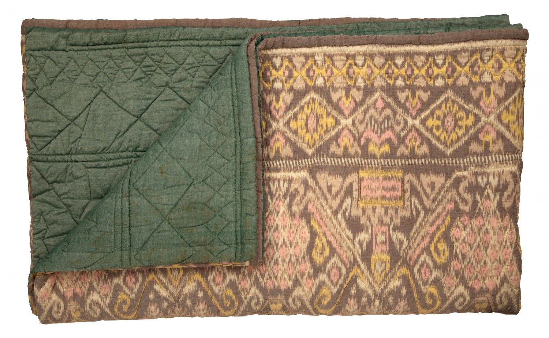vintage ikat quilt - Jayson Home & Garden