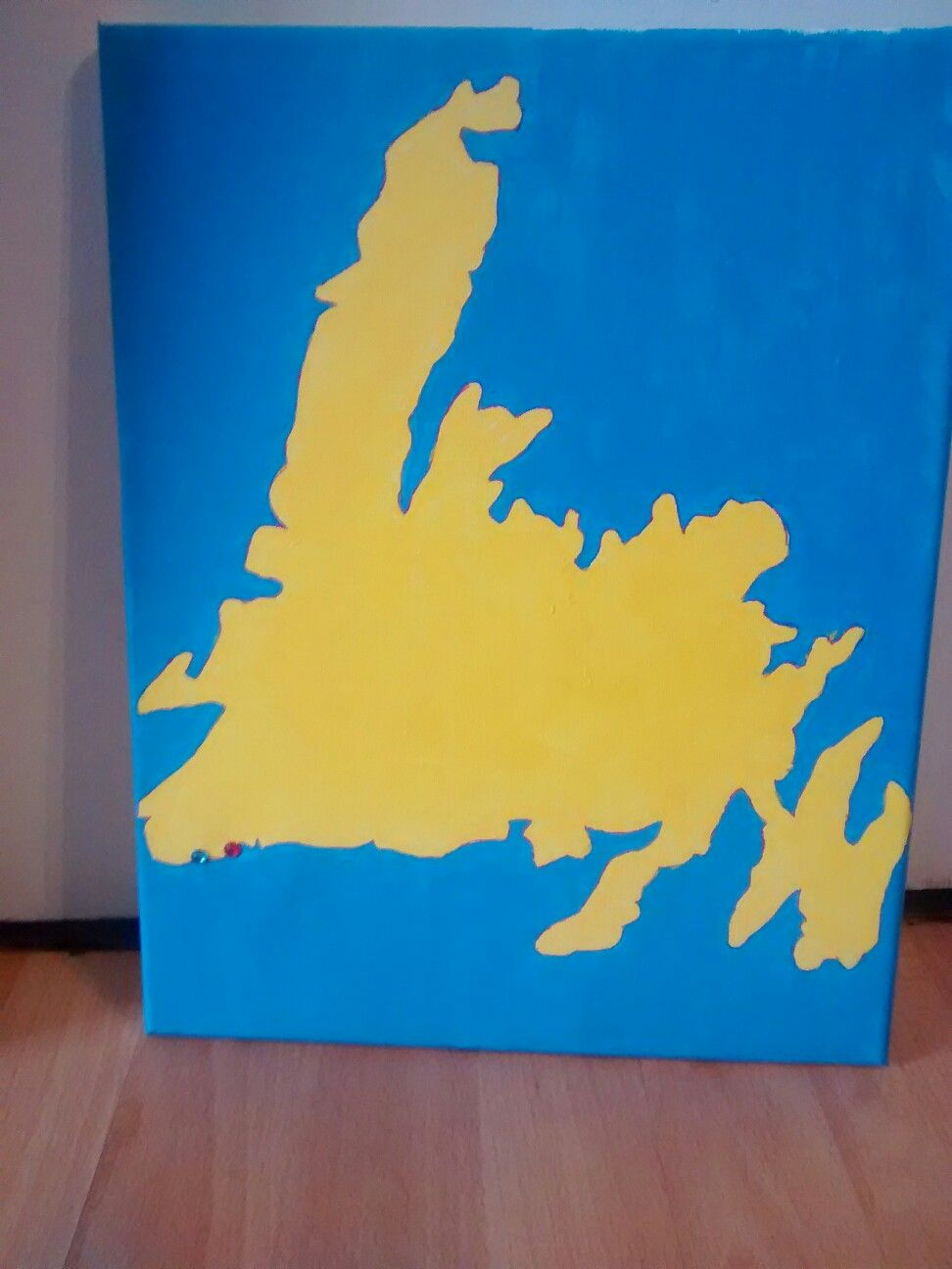 Newfoundland painting can add different gems and things for locations