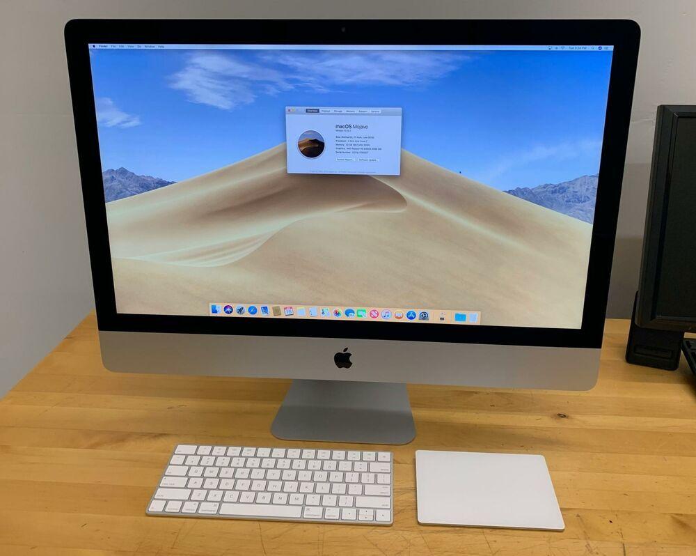 eBay #Sponsored Apple iMac Retina 5K 27