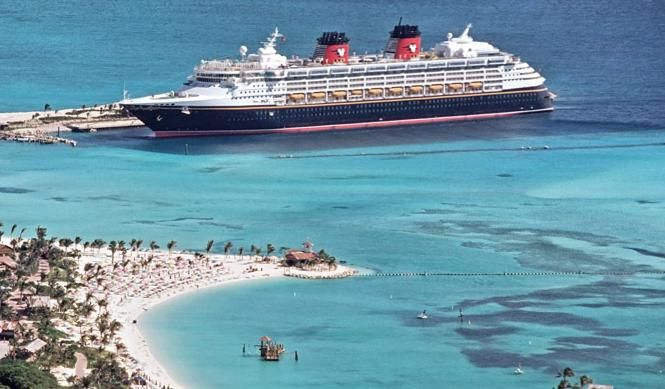 Three Disney Cruise Line Ships Sailing From Port Canaveral In - Cruise lines from florida