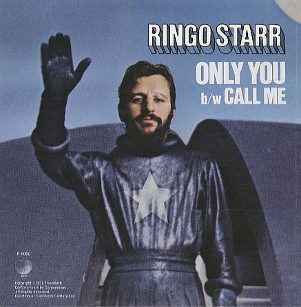 Image result for ringo starr only you single images