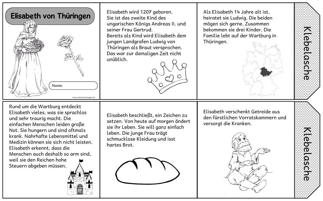 Heilige Barbara Geschichte Kindergarten