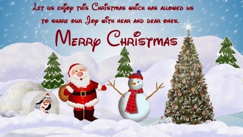 Best Christmas Cards Greetings For Family U0026 Friends | Disqora