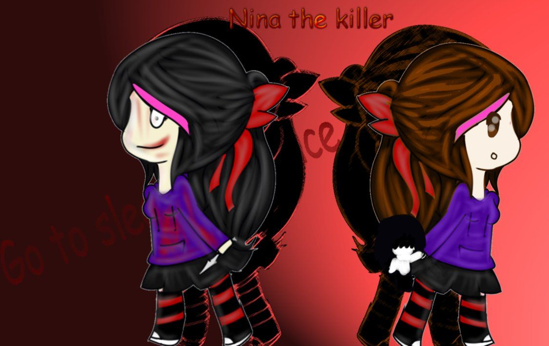 Nina The Killer By Gumi1zanahoria On DeviantArt