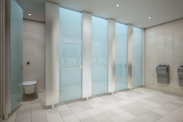 Corporate Bathroom By Daniel Kington At Coroflot Com Restroom Design Public Restroom Design Bathroom Layout