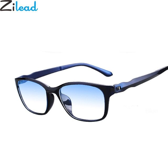 0a120125c0 Zilead Ultralight TR90 Anti Blue Light Reading Glasses Men