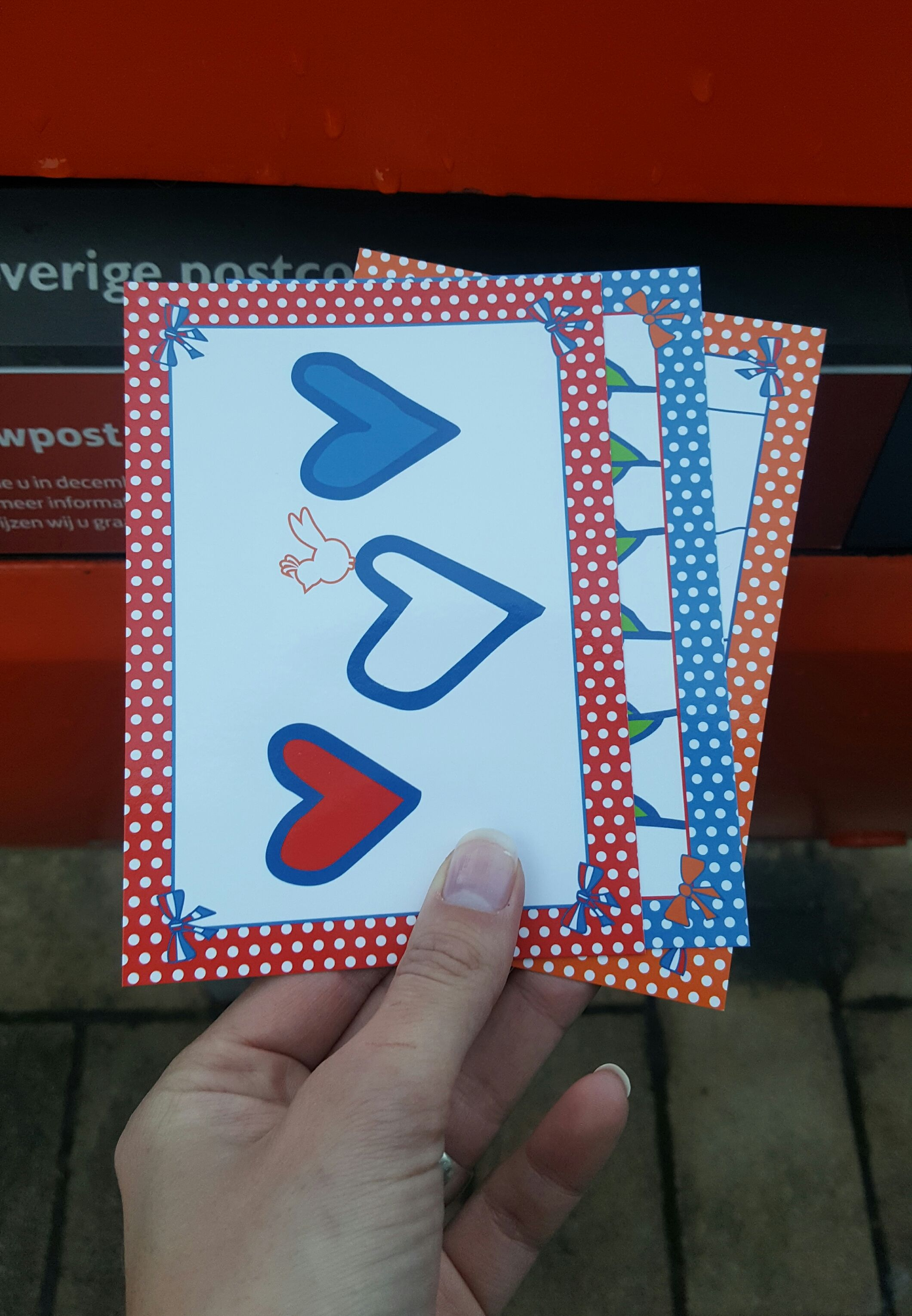 Blog Postcrossing #blogger #kaarten #brievenbus #postcrossing #post #NL