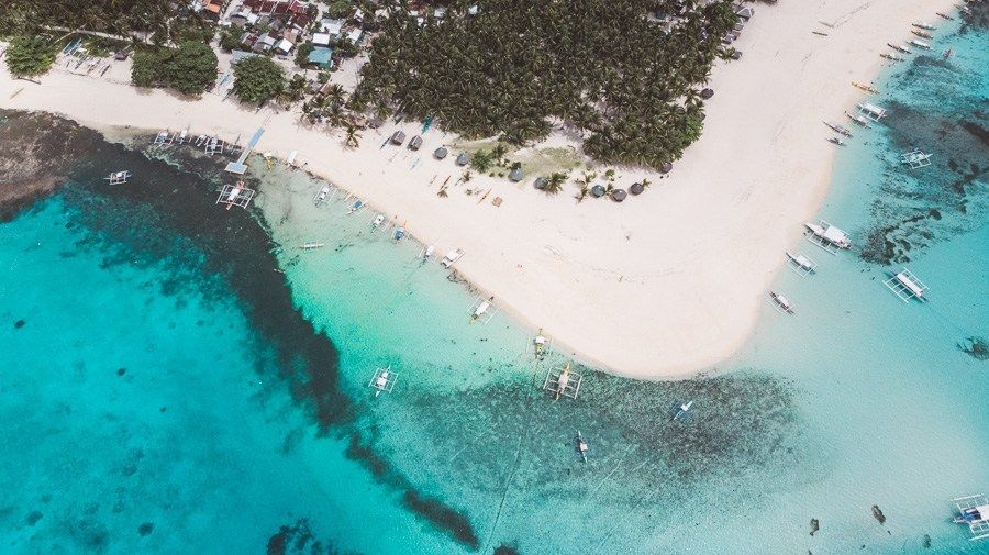 Naked Island, Siargao - YouTube