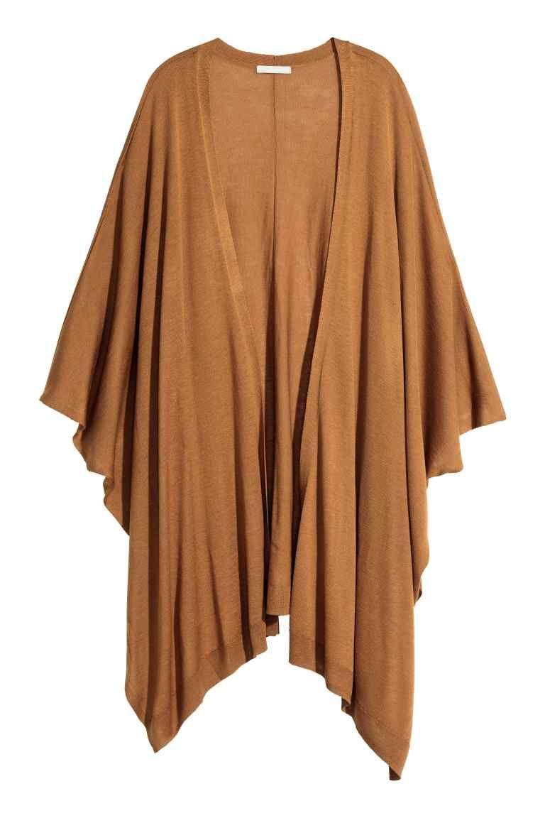 Casaco de malha fina | H&M | Casacos para mulheres, Ideias