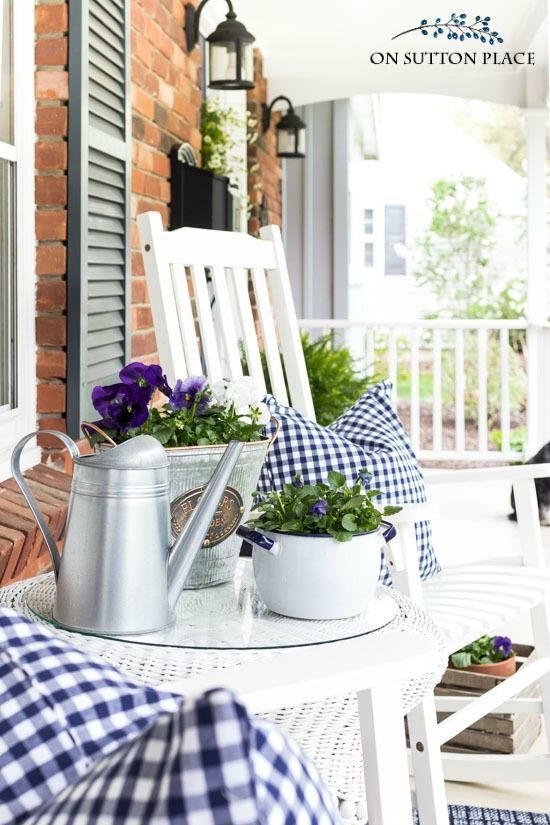 easy ideas and inspiration for fun summer front porch on porch swing ideas inspiration id=74855