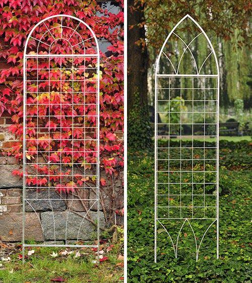 Podpory Do Kwiatow Do Pnaczy Stelaz Do Powojnikow Garden Arch Garden Outdoor Structures
