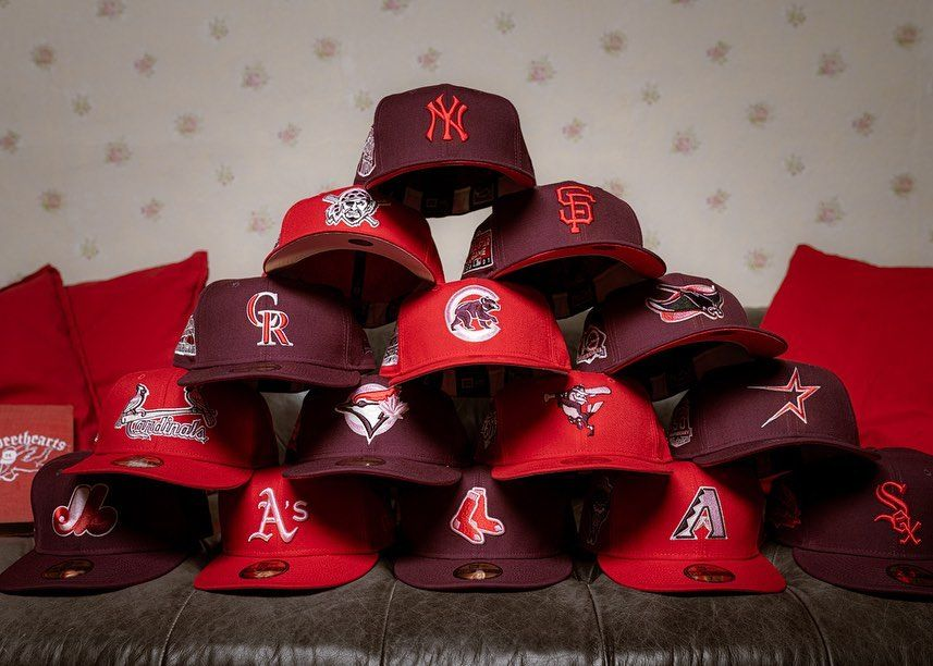 Hat Club Noho Nyc On Instagram Sweethearts Collection Saturday 2 13 11am Pst 2pm Est For This Valentine S Day We Re Featuring Tw In 2021 Noho Hats Valentines