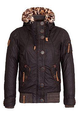 NAKETANO Simon Bolivar Jacket for Women Black   Fashiola