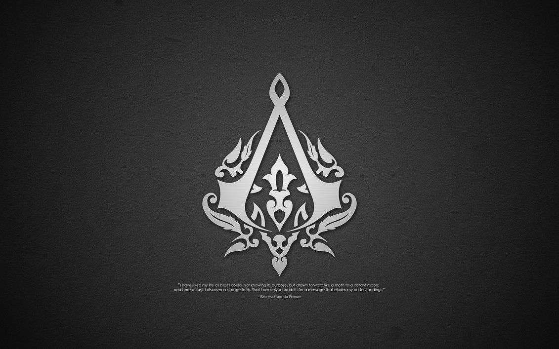 Assassin S Creed Revelations Wallpaper By Aquil4 Met Afbeeldingen Logo S