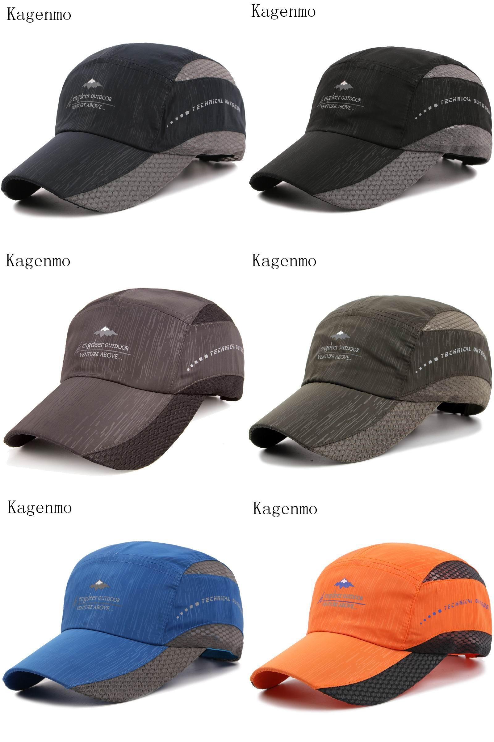 1ecec687cfc  Visit to Buy  Kagenmo Quick dry sports men baseball cap outdoor fishing  men hat