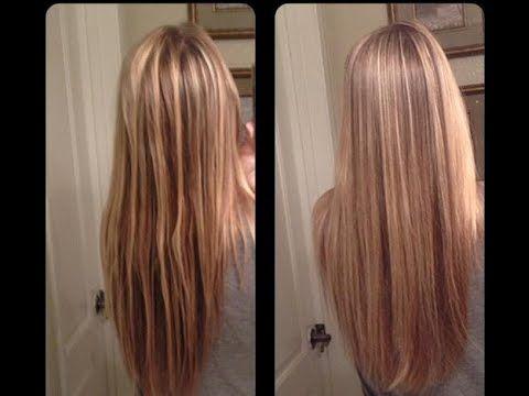comment faire un brushing sur cheveux court mi long ou