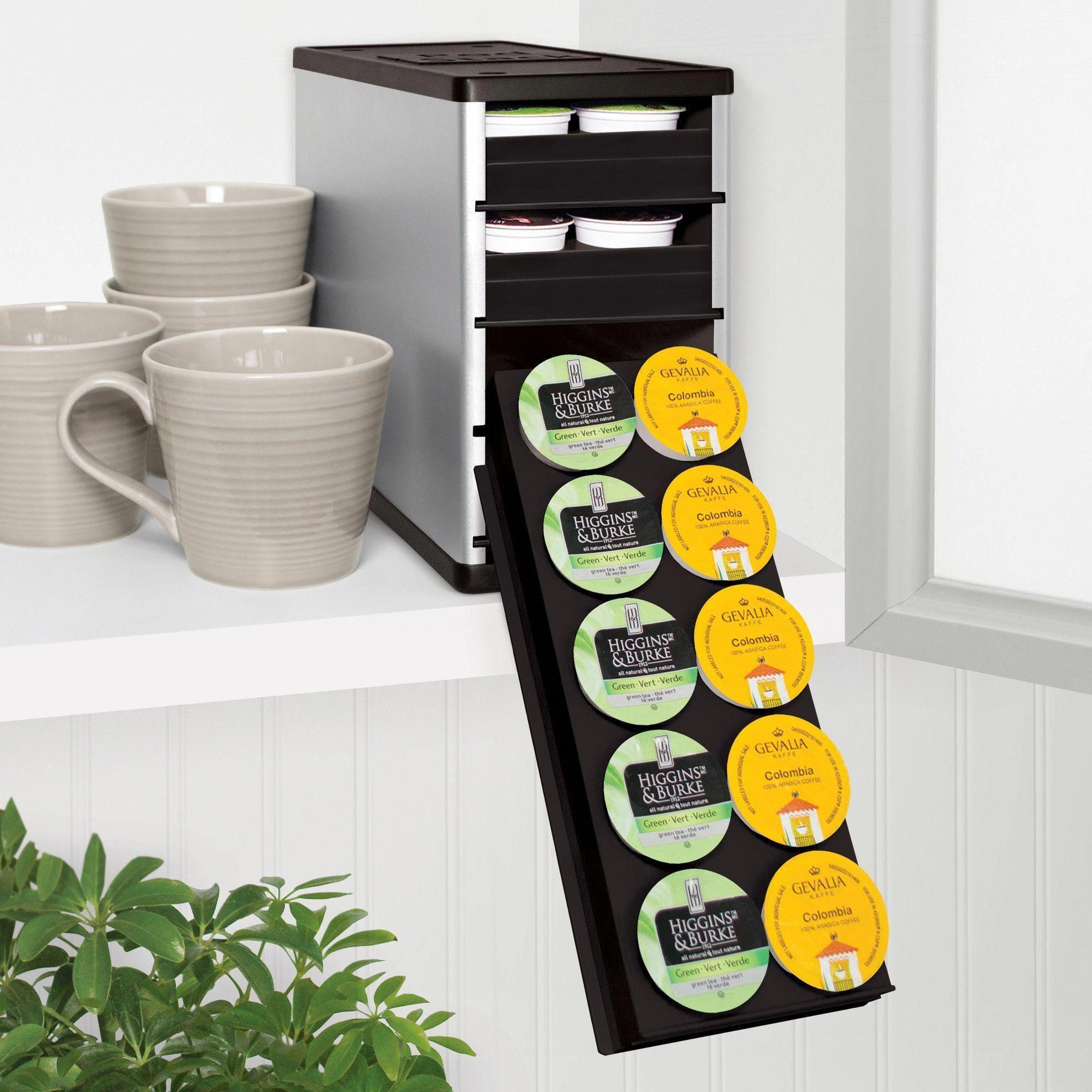 Coffeestack Single Serve Coffee Pod Organizer