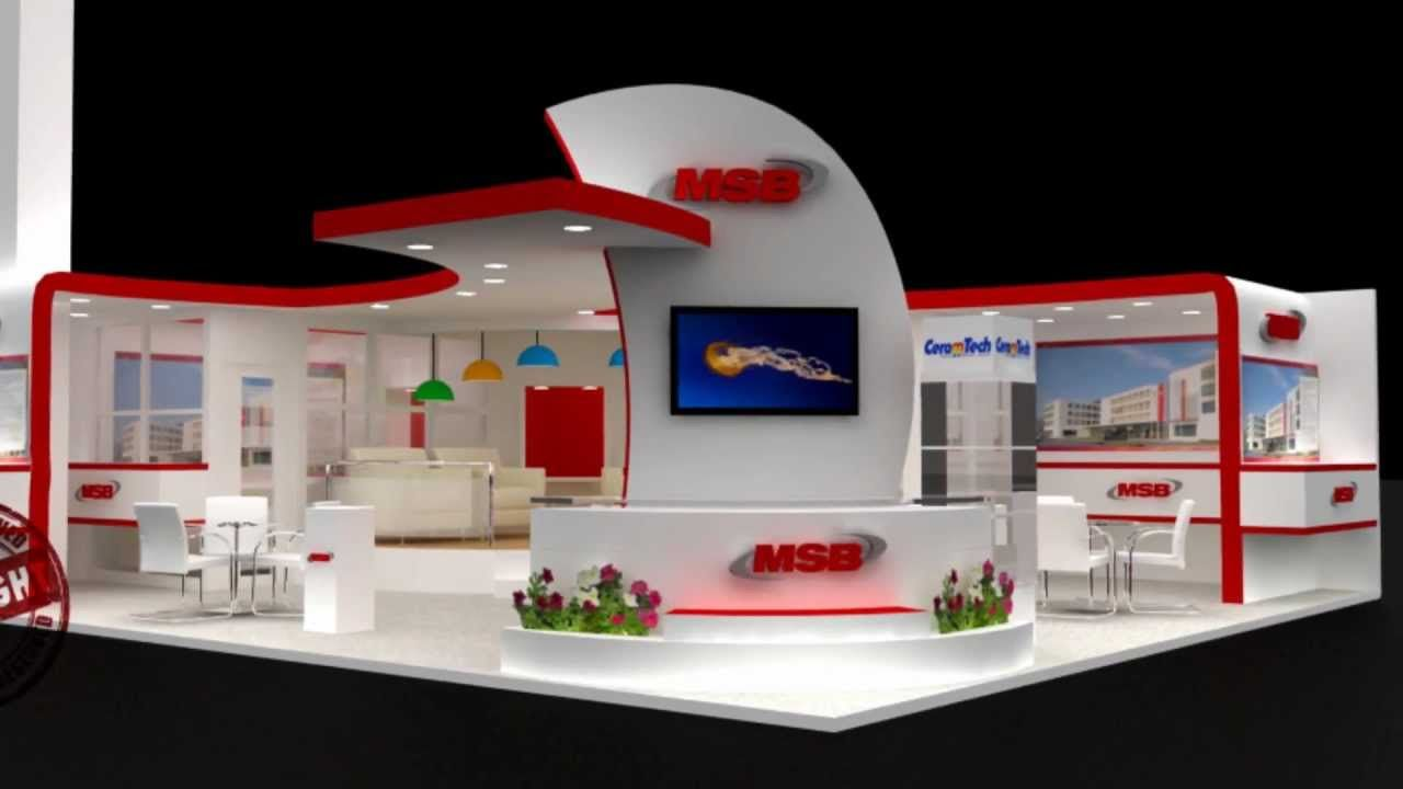 Exhibition Stall Design : Exhibition stall design stage fabrication