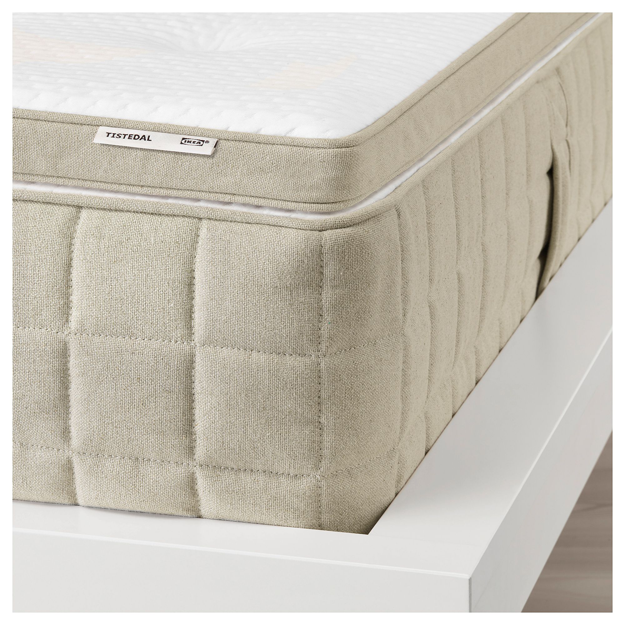 Tistedal Mattress Topper Natural Ikea In 2019 Best