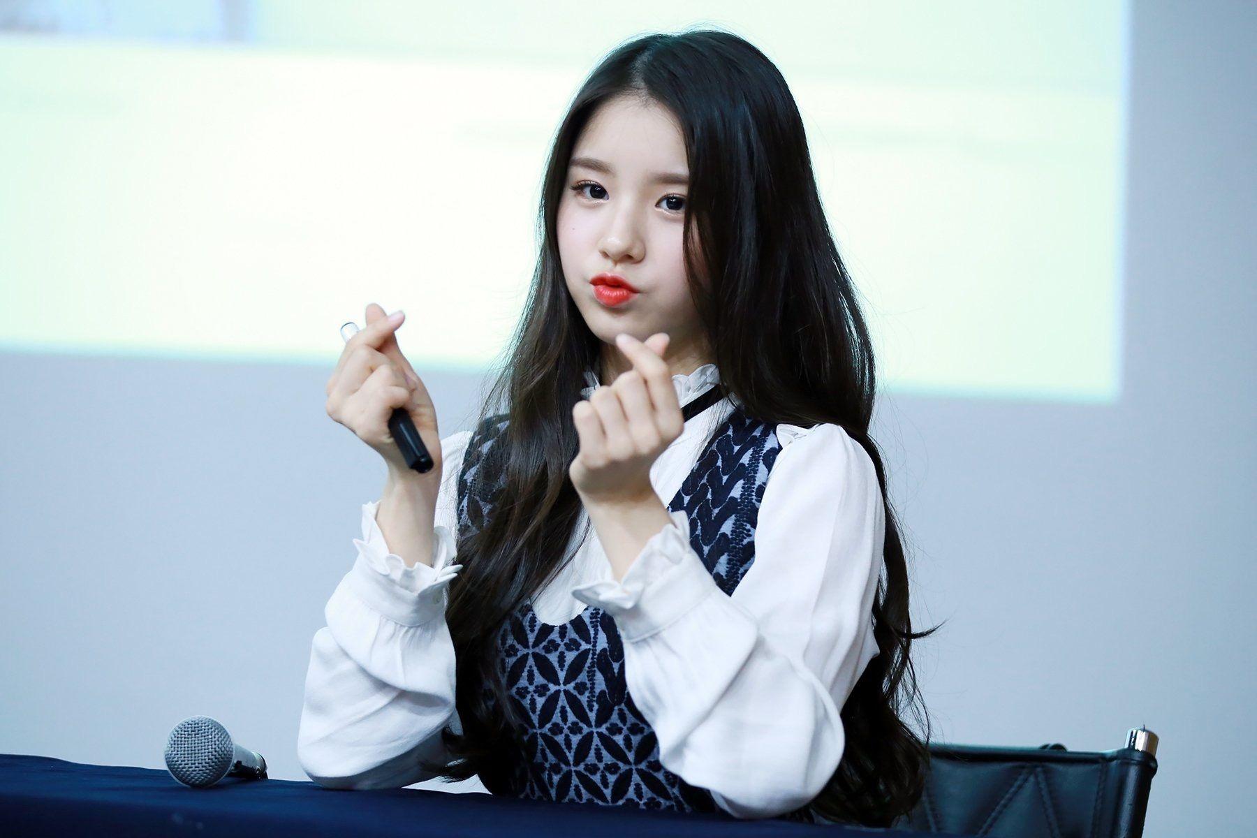 Heejin Loopd Jeon First Girl Korean Girl Groups
