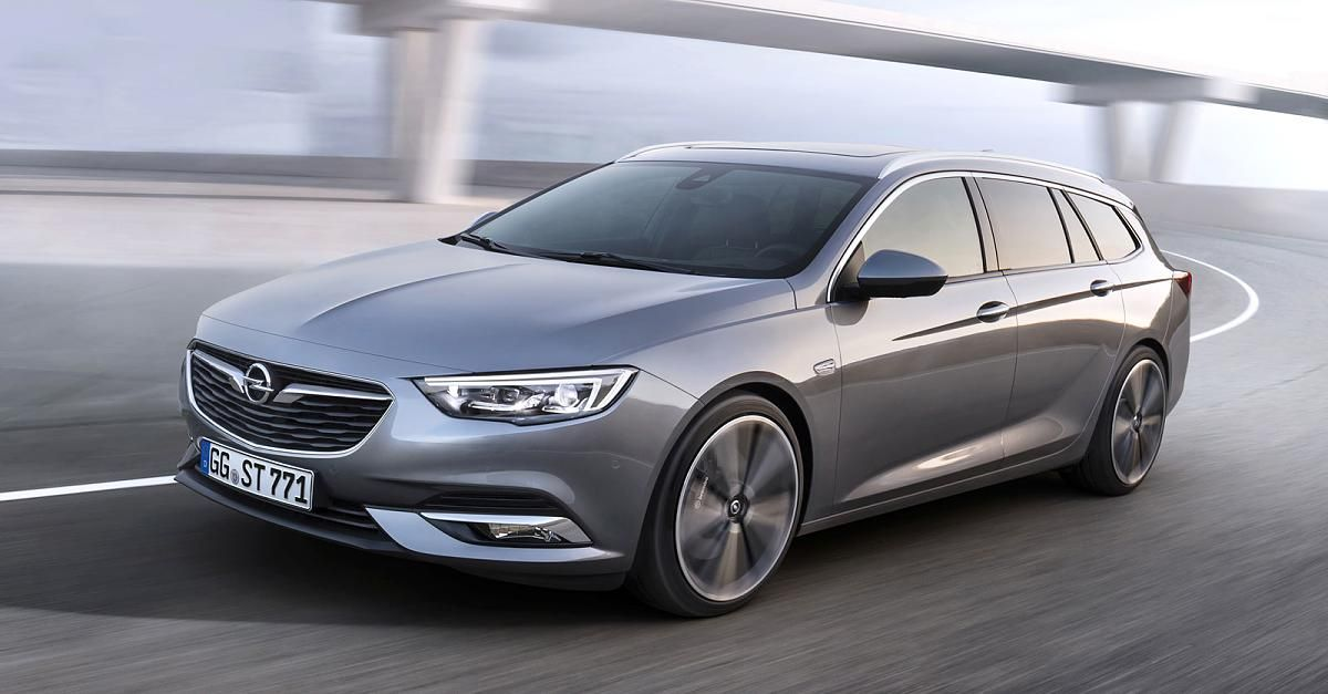 Aktuell! Opel Insignia Sports Tourer - Mehr Platz mehr Technik schlaue Klappe: Opels neuer Kombi im Detail - http://ift.tt/2jRJiFG #nachrichten