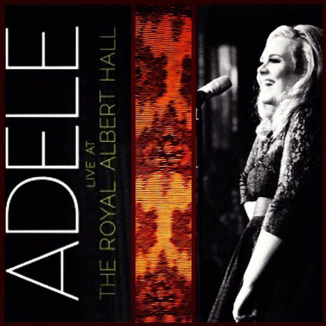 Adele Live At The Royal Albert Hall Royal Albert Adele Live