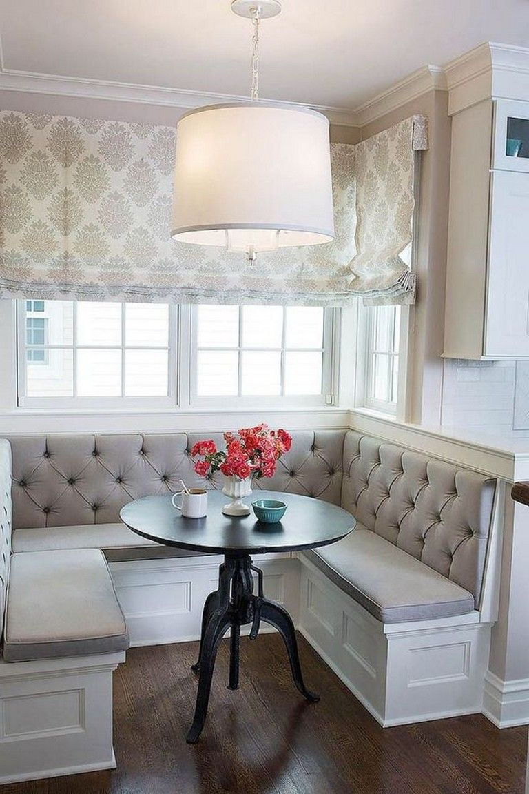 50 Incredible Space Saving Corner Breakfast Nook Furniture Sets