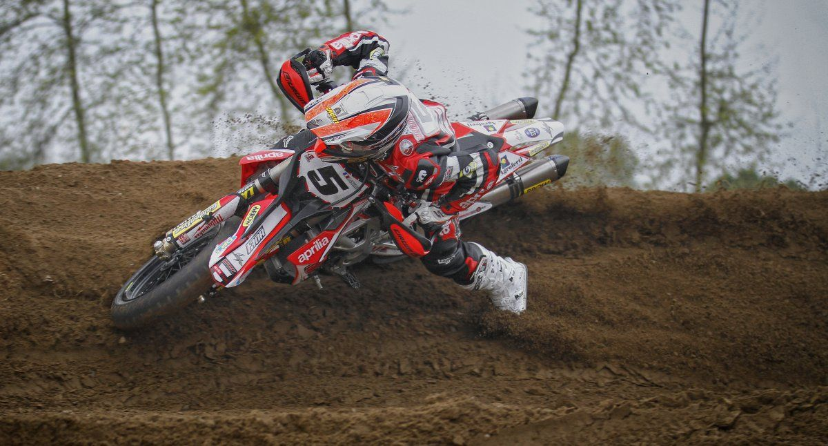 Adrien Chareyre Blasting A Berm Or Is The Berm