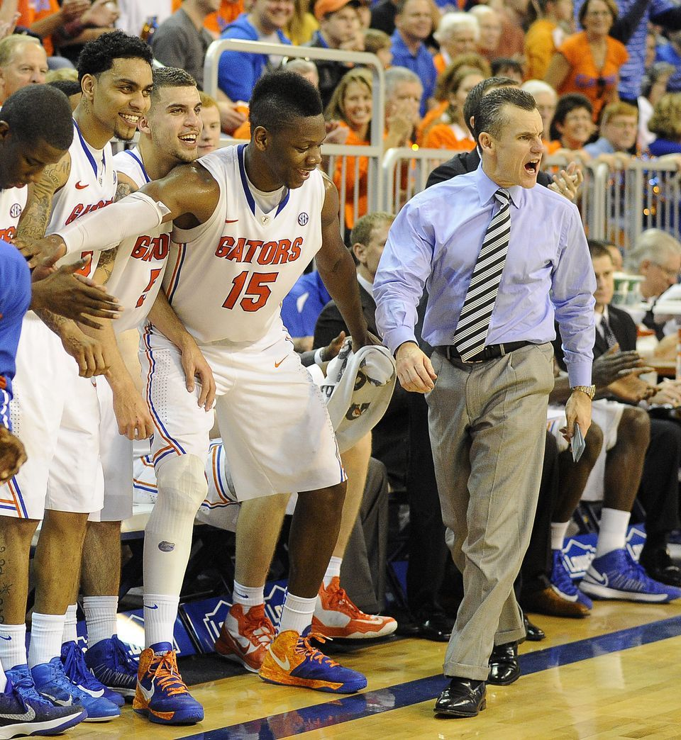 Arguably the best coach in the SEC at the time. Florida